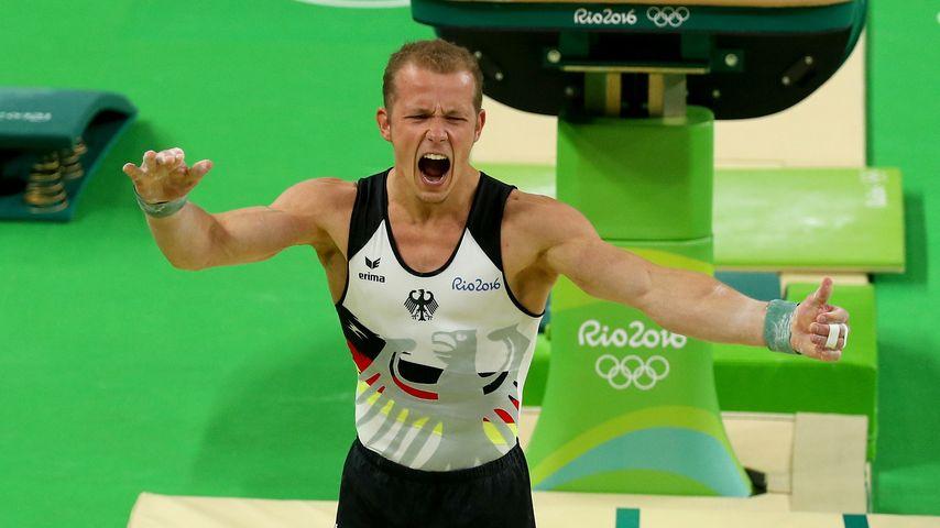 Fabian Hambüchen bei den Olympischen Spielen 2016
