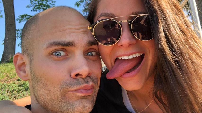 Fabian Nickel und Ziania Rubi, TV-Gesichter