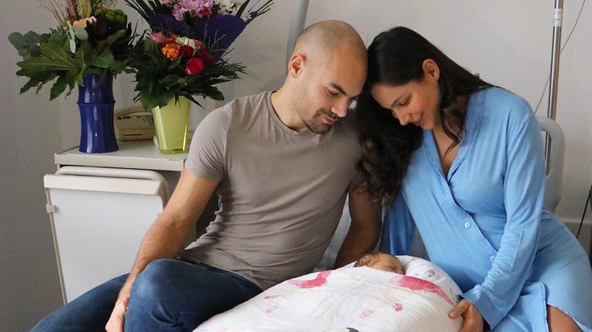 "Ziania Rubis Baby ist da: ""Temptation Island""-Star ist Mama"