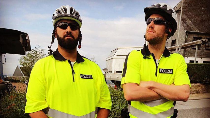 Faisal Kawusi & Luke Mockridge: Witziger Polizeieinsatz!