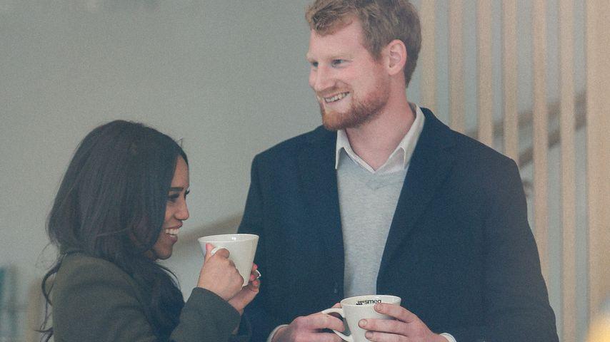 Doubles von Meghan Markle und Prinz Harry beim Shoppen