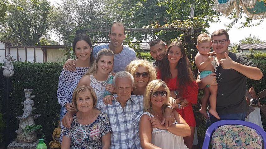 Family-Foto mit Michal: Sarah forderte Pic-Löschung von Mama