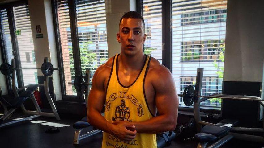 Bizeps zu groß: Farid Bang leidet unter seinen Mega-Muckis