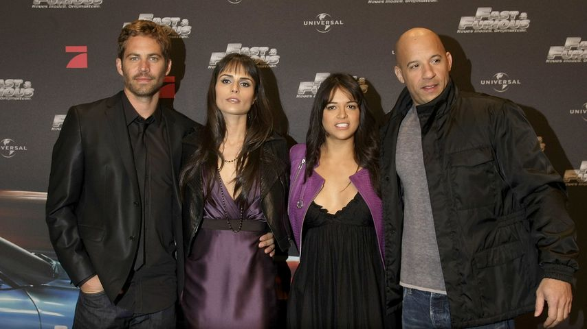 """Rührend: """"Fast & Furious""""-Cast gedenkt Paul Walker"""