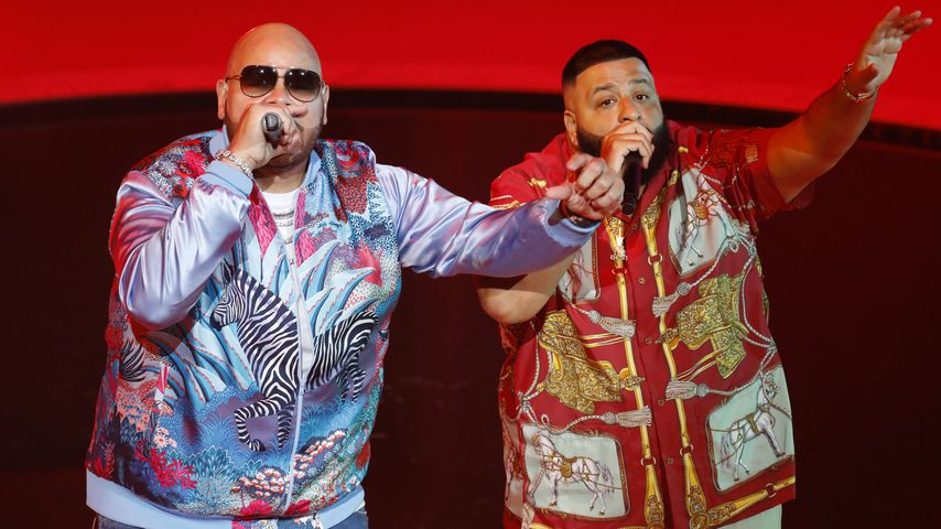 Fat Joe and DJ Khaled bei der Savage X Fenty Show in New York