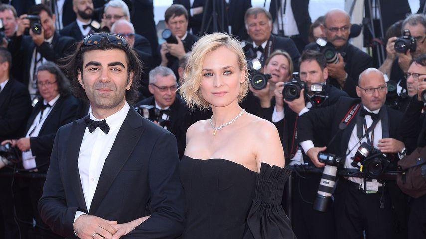Fatih Akin und Diane Kruger in Cannes