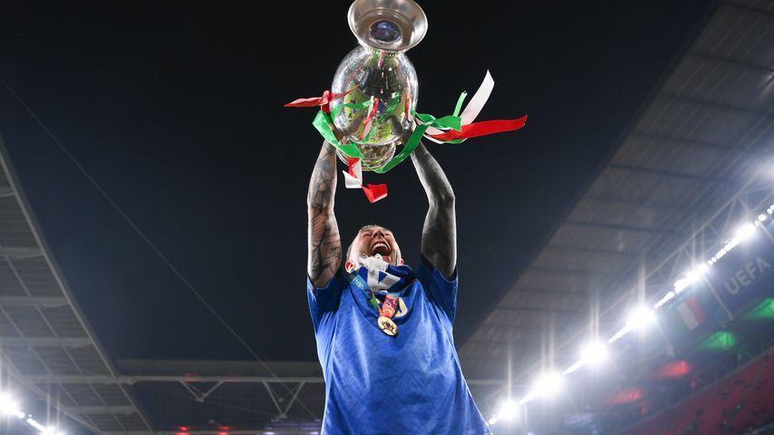 Federico Bernardeschi beim EM-Finale 2020