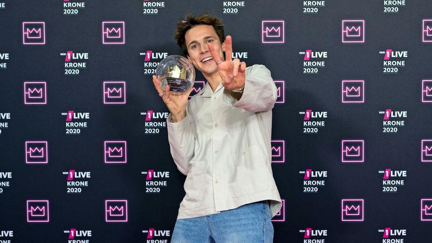 """Felix Jaehn, 1Live-Krone-Gewinner: """"Bester Dance Act"""""""