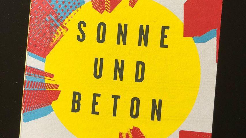 """Felix Lobrechts Roman """"Sonne und Beton"""""""
