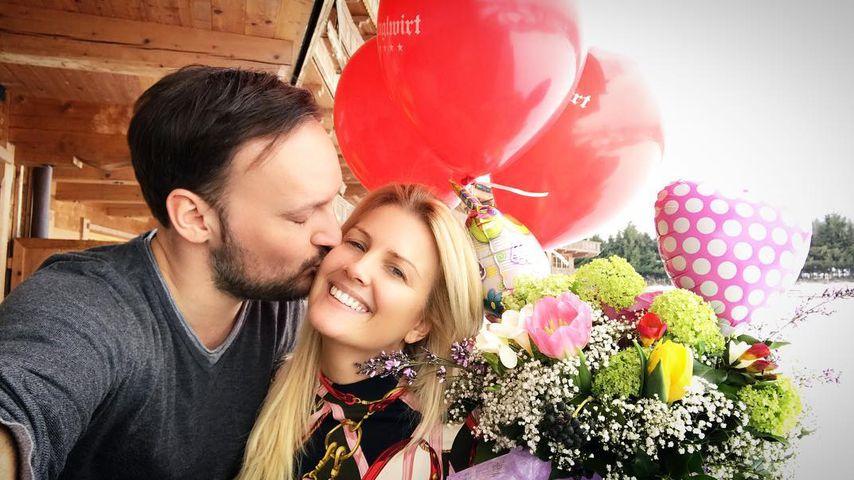 Felix Moese und Jennifer Knäble
