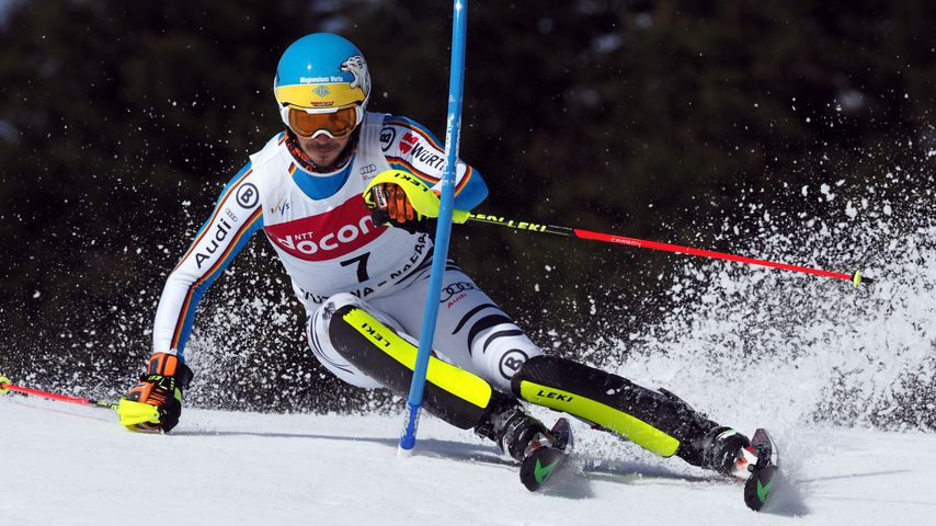 Felix Neureuther während des Alpine Skiing World Cup 2016