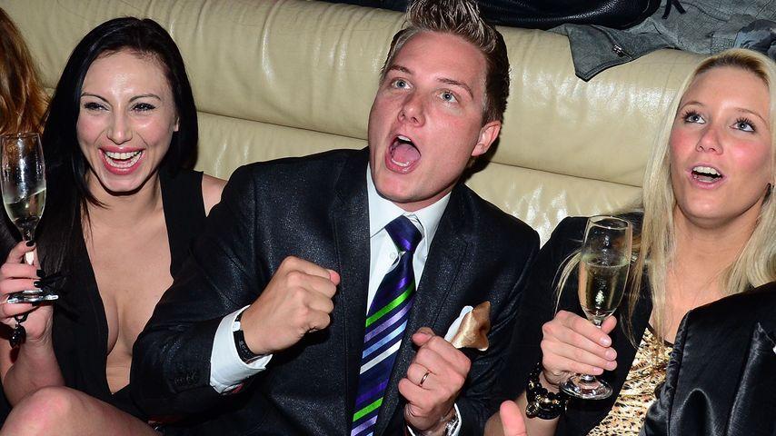 Party-König Michael Ammer fliegt aus dem Promi-BB-Haus!