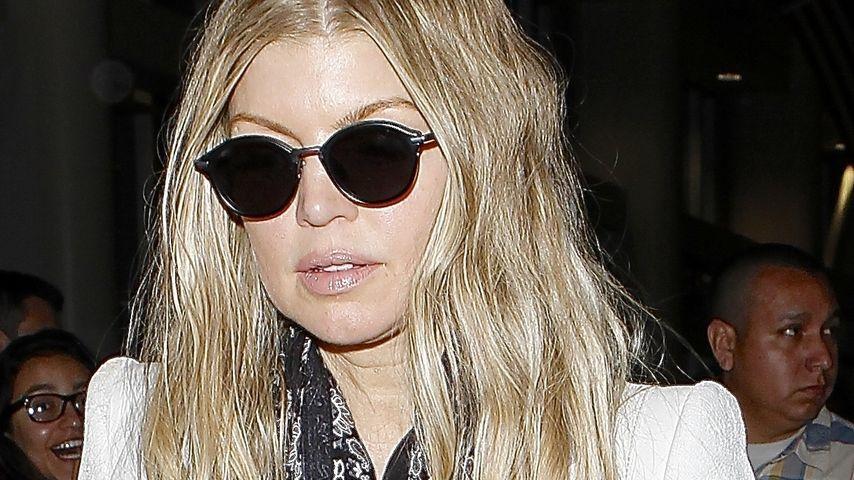 Super lässig: Fergie kratzt an der 40-Jahre-Marke