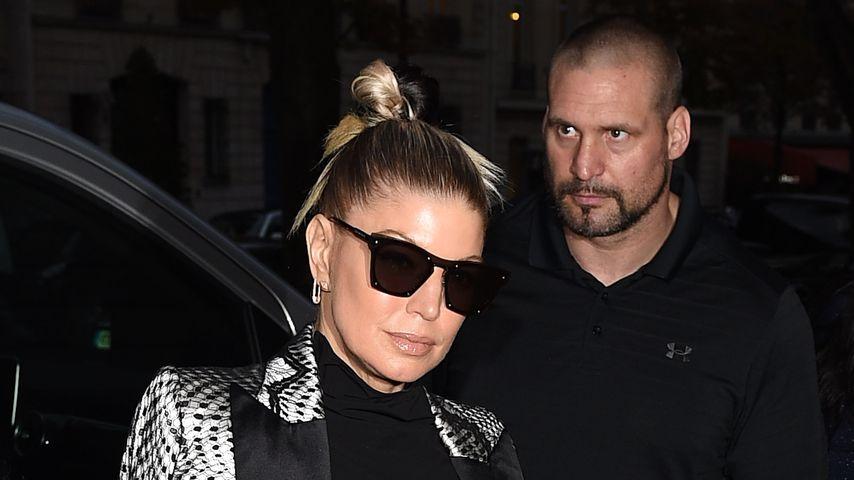 Ein Jahr nach Überfall: Fergie hat Kim Ks Paris-Bodyguard!
