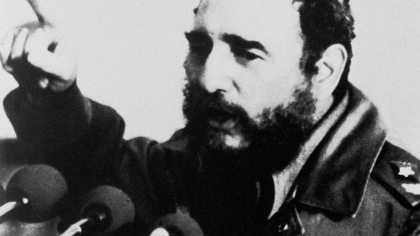 Fidel Castro im Jahr 1960