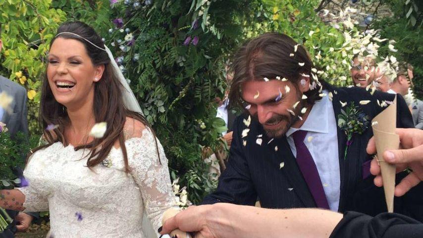 Heirat nach Peaches' Tod: So schön war Fifi Geldof als Braut