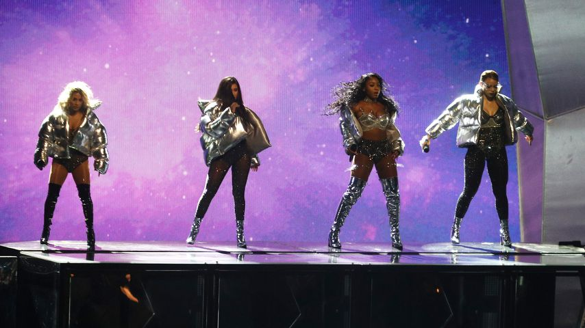 Fifth Harmony bei den MTV Video Music Awards 2017