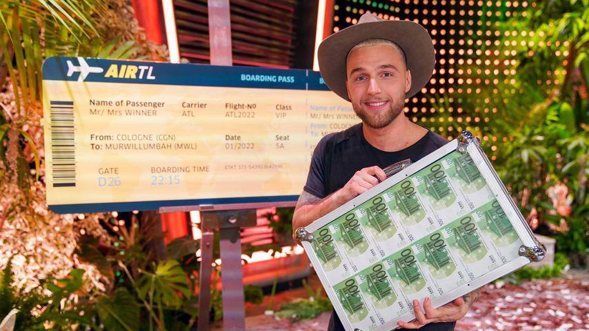 Filip Pavlovic hat Dschungelshow-Sieg noch nicht gecheckt
