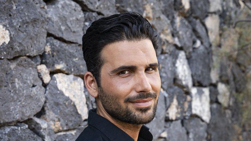TV-Sternchen Filippo Aranzulla