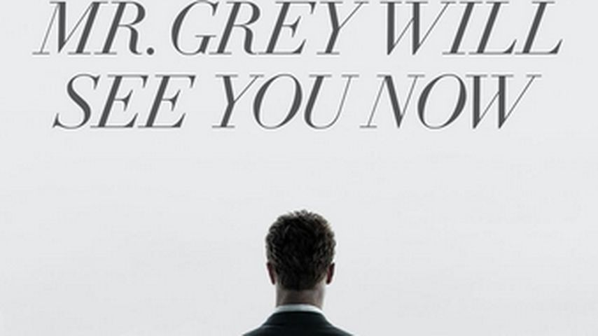 """Endlich: Hier ist das """"Shades of Grey""""-Plakat!"""