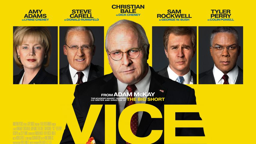 "Filmplakat zu ""Vice"""