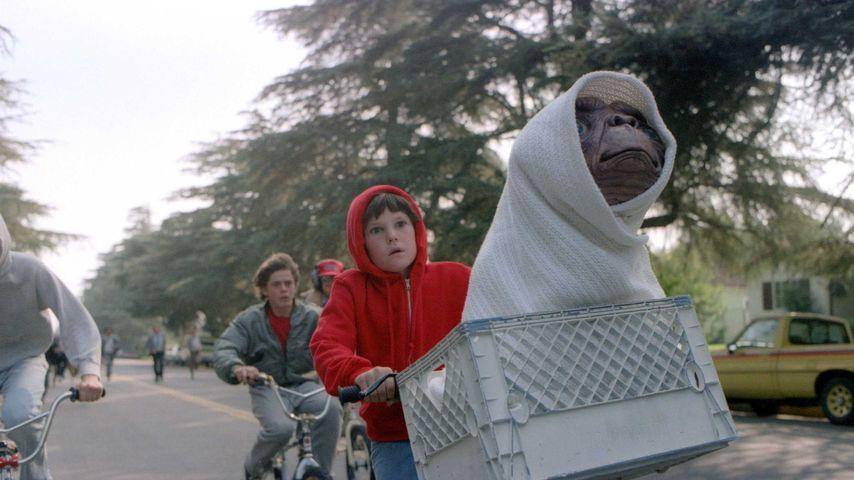 """Für eine Weihnachts-Werbung: """"E.T."""" kehrt zu Elliot zurück!"""