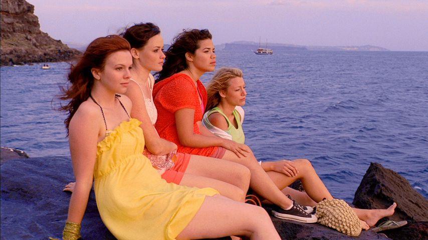 "Filmszene aus ""The Sisterhood of the Traveling Pants"""