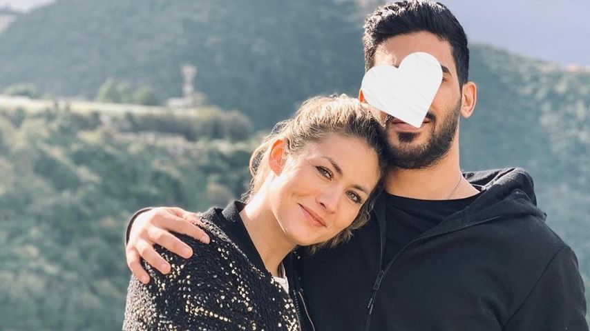 Fiona Erdmann und ihr Freund Mohammad