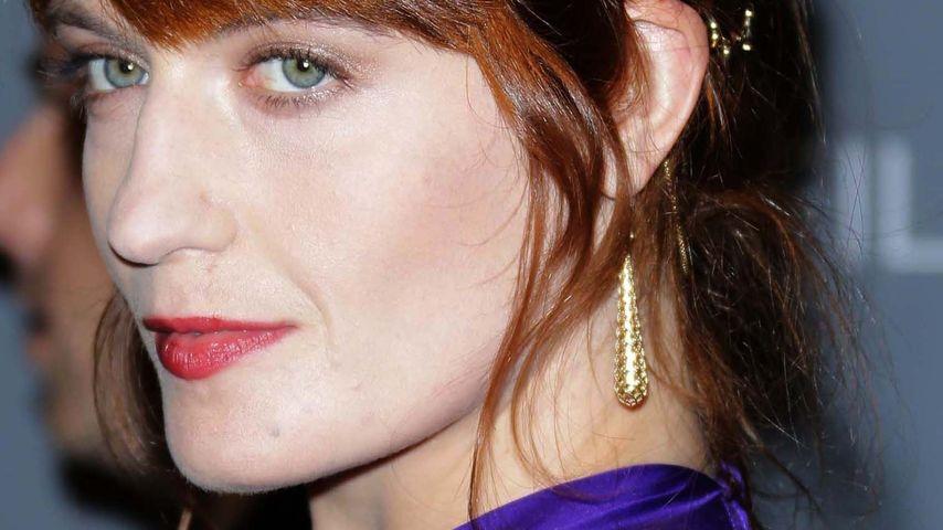 Florence Welch: Karl Lagerfeld ist wohl nett!