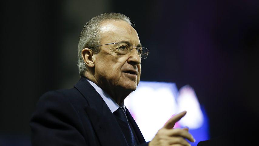 Florentino Pérez, Präsident von Real Madrid