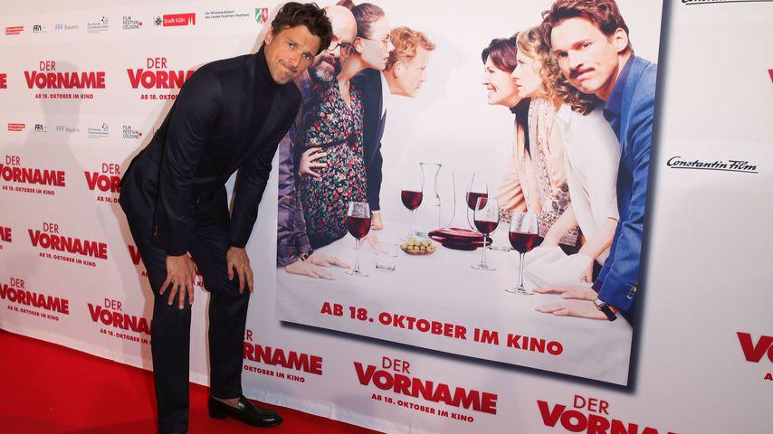 """Florian David Fitz bei der Premiere von """"Der Vorname"""""""