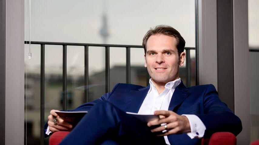 Florian Drücke, Vorstandsvorsitzender des BVMI