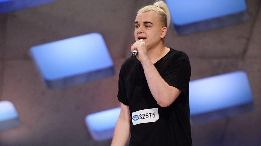 """DSDS-""""Boy George"""": Jury staunt über Paradiesvogel!"""
