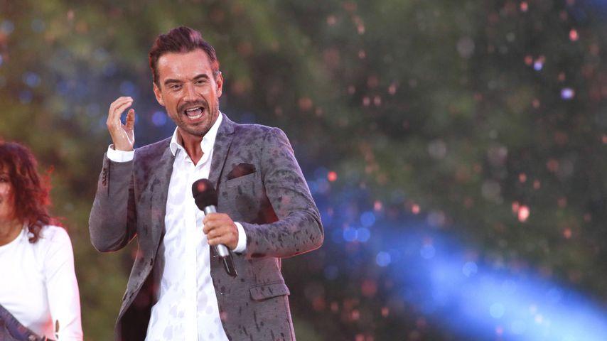 Show-Unterbrechung wegen Unwetter: So war's für Florian