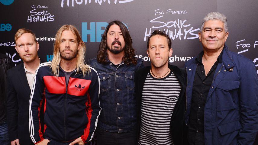 Die Extrawünsche der Stars: Enge Schlüpfer für Foo Fighters!