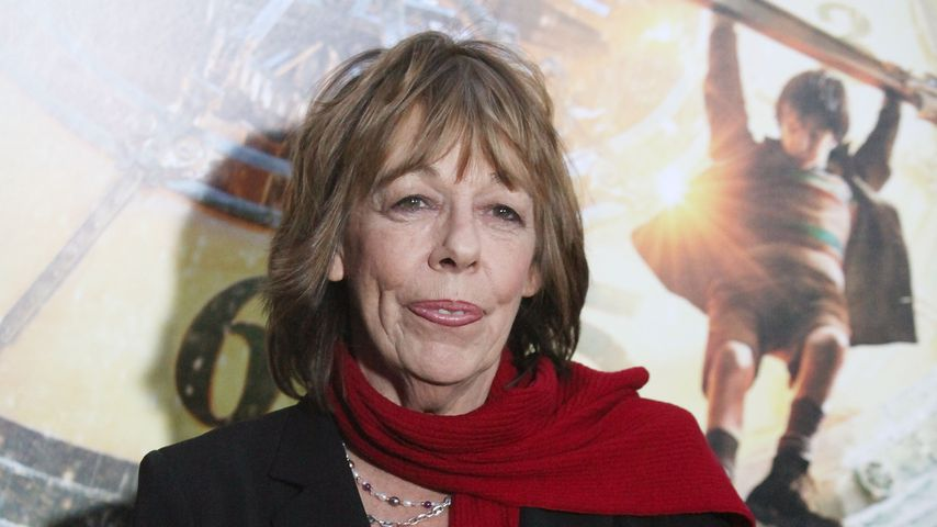 Frances de la Tour im November 2011 in New York City