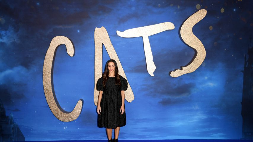 "Francesca Hayward beim ""Cats""-Fotocall in London"