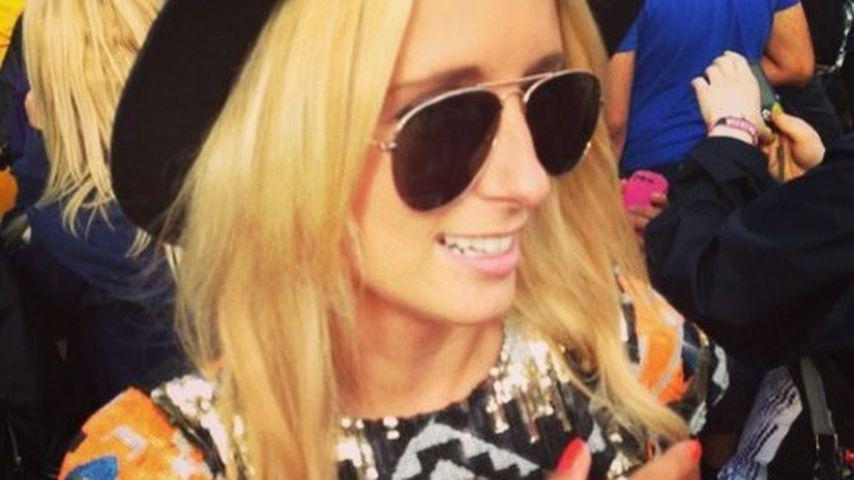 Francesca Thomas, Ex-Freundin von Olly Murs