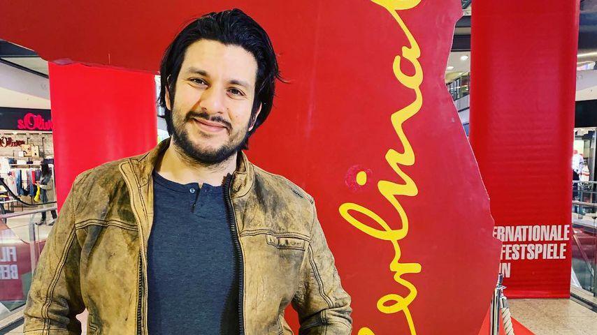 Francisco Medina auf der Berlinale im Februar 2019