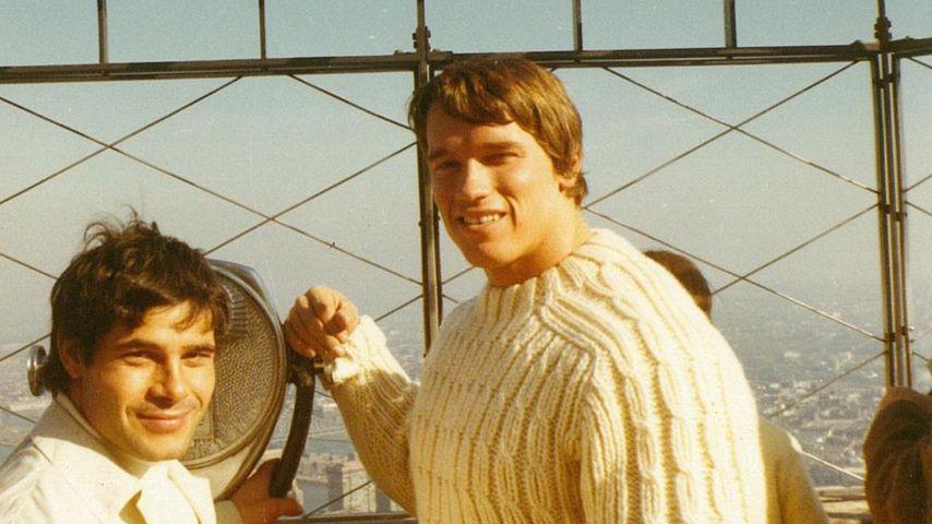 Franco Columbu und Arnold Schwarzenegger