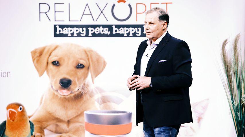 """RelaxoPet-Gründer Frank Bendix in """"Die Höhle der Löwen"""""""