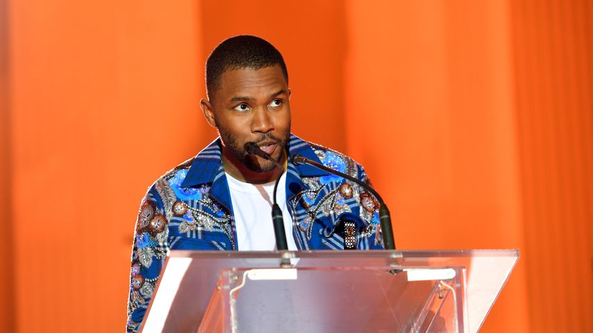 Frank Ocean bei den Secret Genius Awards 2017