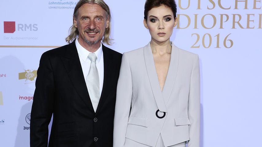 Frank Otto und Nathalie Volk, Oktober 2016