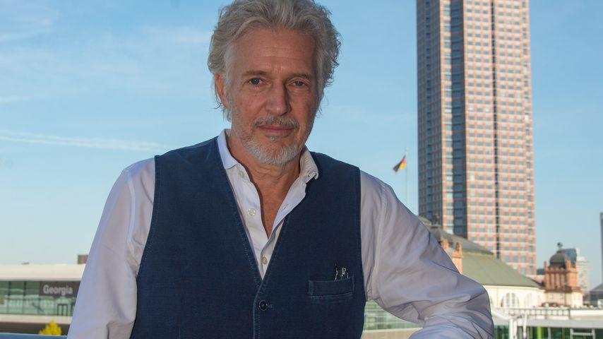 Frank Schätzing in Frankfurt, Oktober 2018
