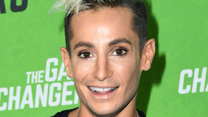 "Frankie Grande bei der ""The Game Changers""-Premiere"