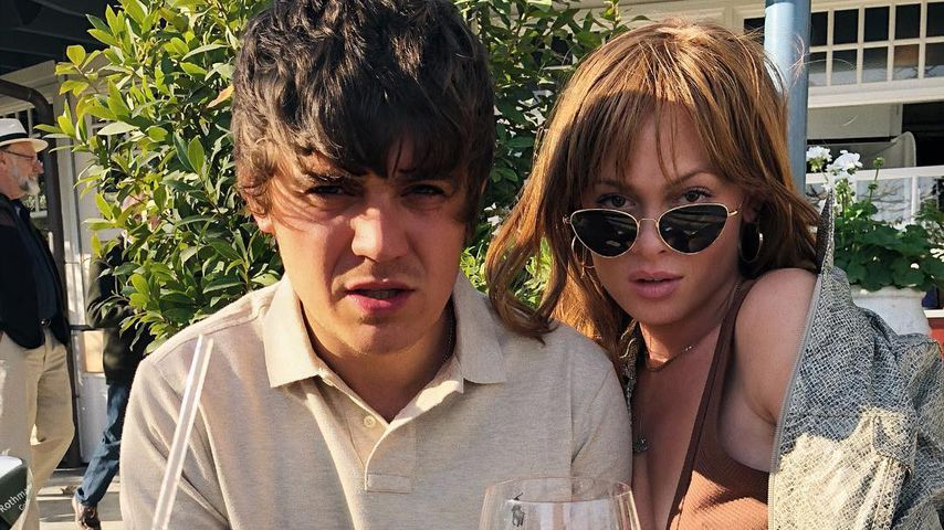 Frankie und Bianca Cocozza, britisches TV-Paar