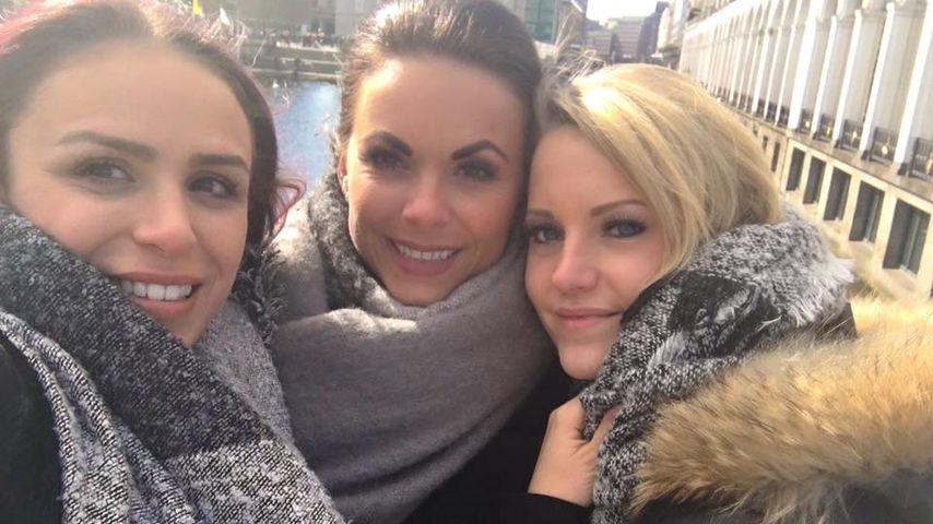 Denise Temlitz, Leonie Pump und Franziska Maichle