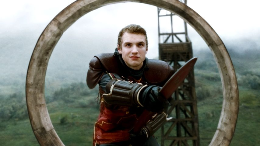 "Freddie Stroma in ""Harry Potter"""