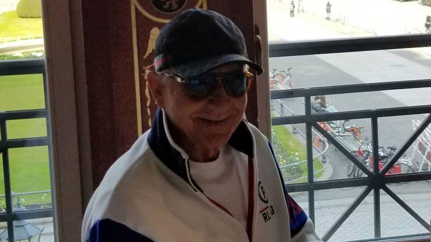 Frédéric von Anhalt im Mai 2019 im Hotel Adlon in Berlin