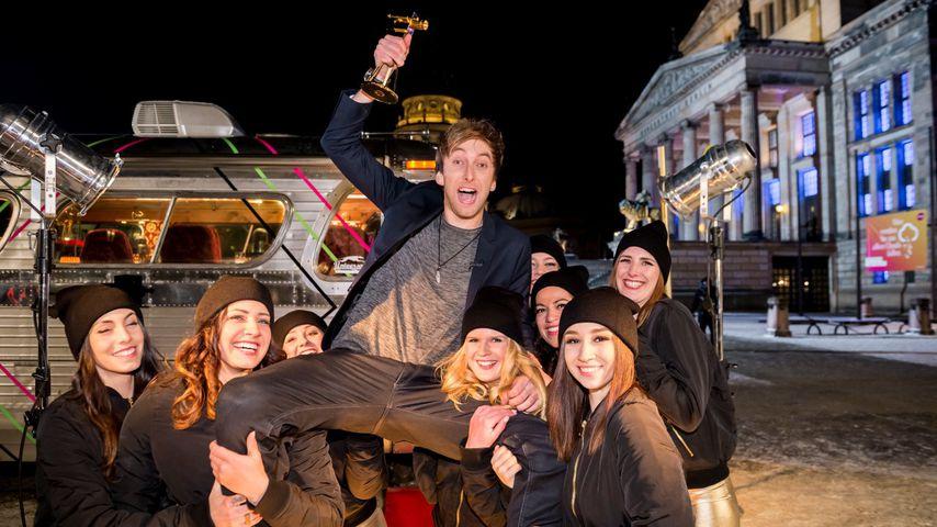 Mega-Erfolg: Freshtorge gewinnt Goldene Kamera Digital Award